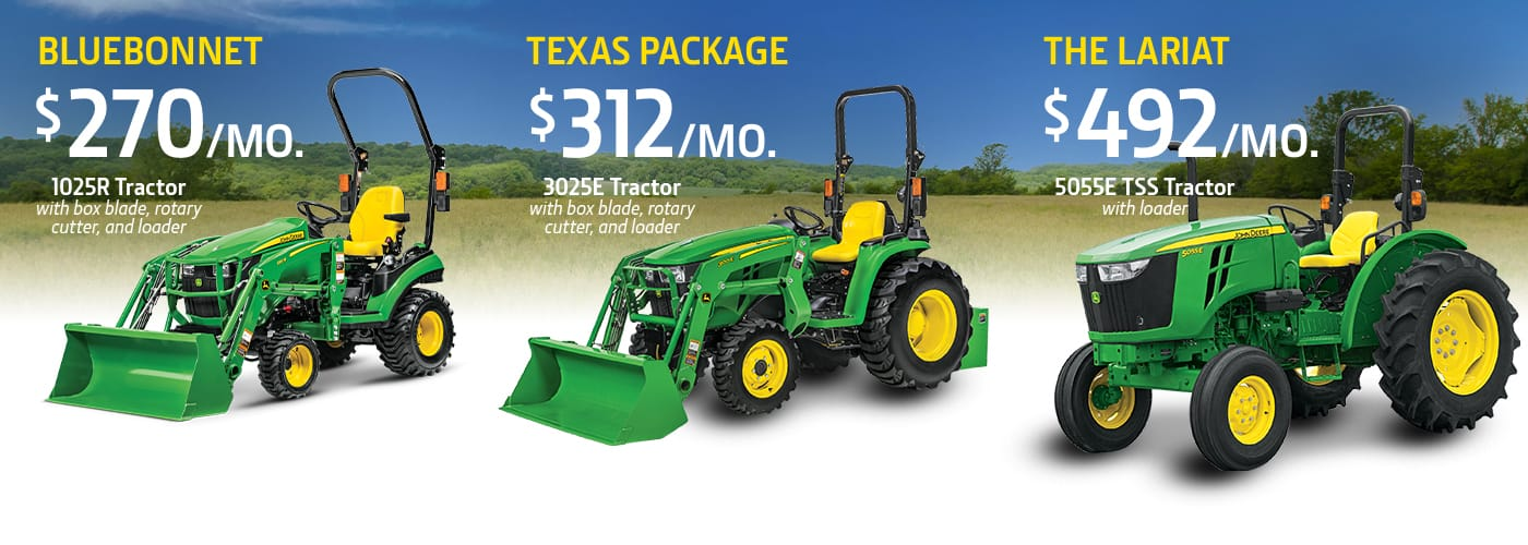 Tractor Packages